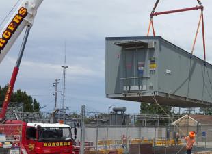 Ausgrid Substation