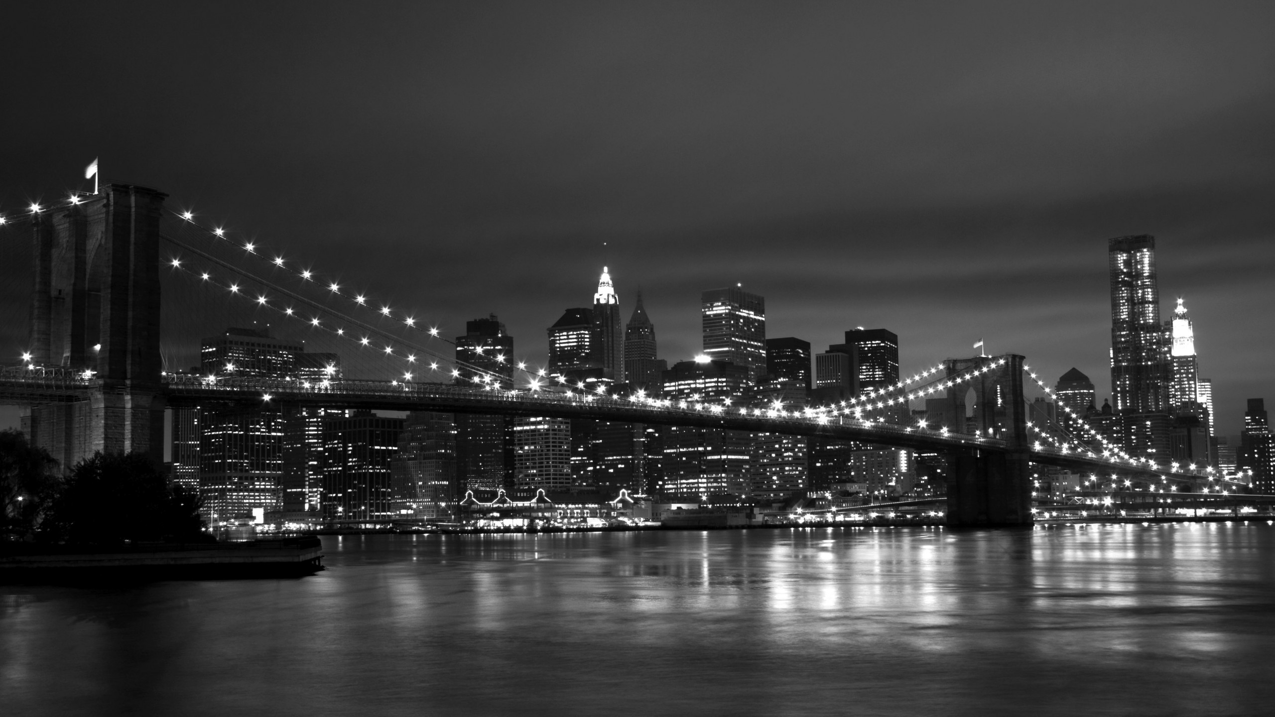New_York_Black_White_2560x1440